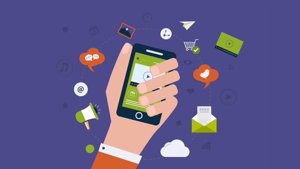 como crear una app para android y iphone